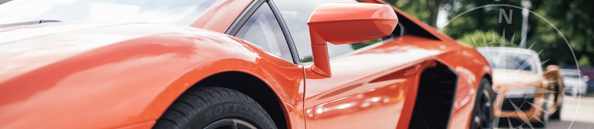 Lamborghini Seitenansicht